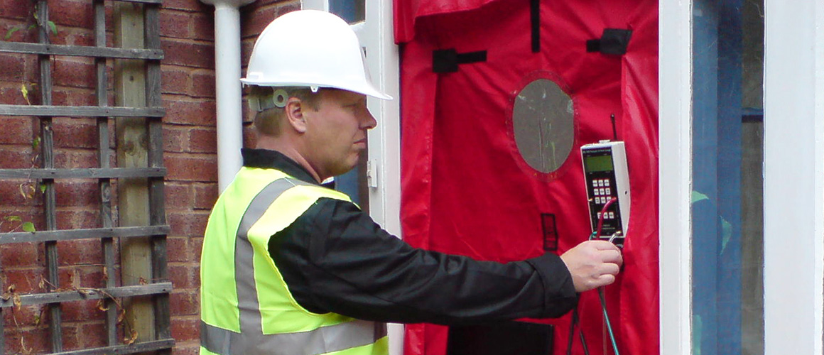 Air Tightness Testing Rmp